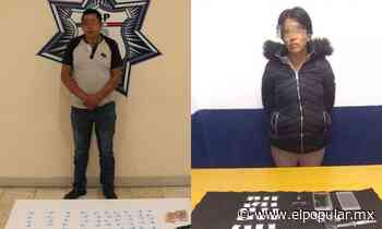 Detenidos con drogas y armas aseguradas en Chignahuapan - El Popular
