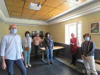 À Gaillon (Eure), plus de 700 masques ont déjà été distribués aux habitants - Normandie Actu