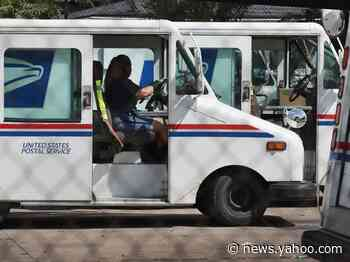 The US Postal Service now has 5,000 employees in quarantine and only enough cash to last through September