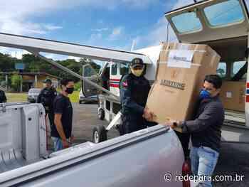 Hospital de Campanha de Breves recebe respiradores enviados pelo Governo do Pará - REDEPARÁ