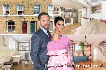 Tom Hardy and Kendall Jenner fans may recognise quirky house for sale - Homes and Property