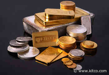 Bannockburn: 'next big target is $1800' for gold prices - Kitco NEWS