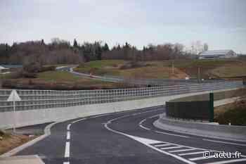 Cantal. Le contournement Sud-Aurillac va fermer du 2 au 12 juin 2020 - actu.fr