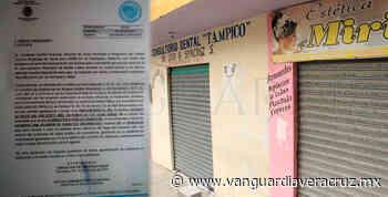 Un día sin comerciantes en Tantoyuca - Vanguardia de Veracruz