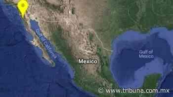 Sismo magnitud 4.5 azota San Felipe en Baja California - La Tribuna (México)