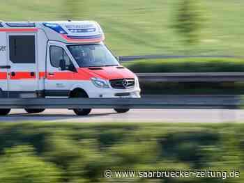 Ein Toter bei Motorradunfall nahe Hachenburg - Saarbrücker Zeitung