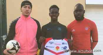 Montrouge FC : nouvelle signature en centre pour le groupe U17 National ! - Actufoot