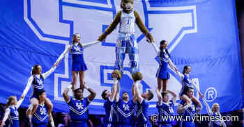 University of Kentucky Cheerleading Coaches Are Fired Amid Hazing Scandal