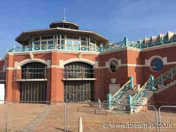 Brighton and Hove developments continue during lockdown