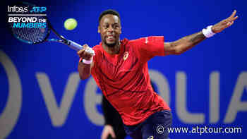 Against Gael Monfils, Bring More Boomerangs Than Arrows - ATP Tour
