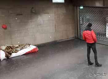 Yvelines. Saint-Germain-en-Laye : Le difficile confinement des sans domicile fixe - actu.fr