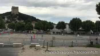 Déconfinement et Drôme : les habitants de Crest ont pu assister à une première séance de cinéma en drive - France 3 Régions