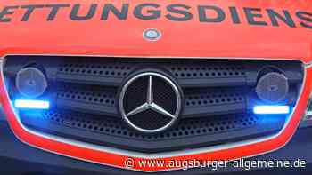 Drei Fahrradunfälle an einem Tag - Augsburger Allgemeine