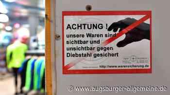 Ladendieb gelingt in Gersthofen die Flucht aus dem Supermarkt - Augsburger Allgemeine