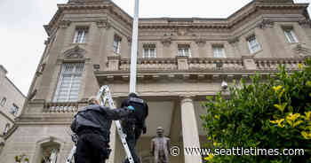 Accused embassy gunman said he feared Cuban organized crime - Seattle Times