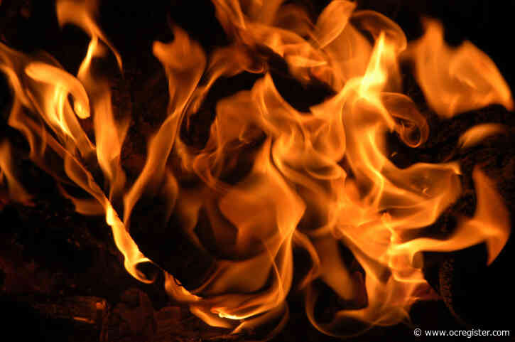 Fire at Camp Pendleton scorches at least 35 acres