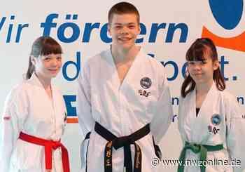 Taekwondo: Online-Duelle auf Pflastersteinen - Nordwest-Zeitung