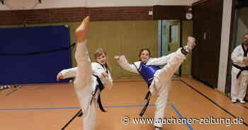 Der Traum von Olympia: Corona bremst Taekwondo-Asse aus - Aachener Zeitung