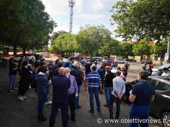 VENARIA REALE – Protesta spontanea degli ambulanti - ObiettivoNews