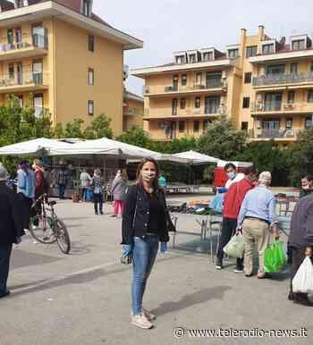 ULTIMA ORA – Riapertura fiera settimanale a San Nicola la Strada frutto del grande lavoro di Eligia Santucci - TeleradioNews