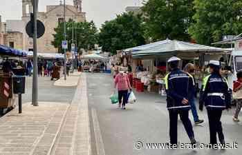 CORONAVIRUS – Fase2, riapre il mercato settimanale a San Nicola la Strada solo per gli alimentari - TeleradioNews