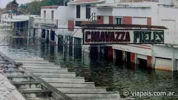 Miramar de Ansenuza a 42 años de su más grande inundación - Vía País
