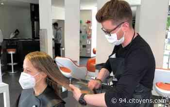 Bry-sur-Marne: les salons de coiffure ont retrouvé leurs couleurs - 94 Citoyens