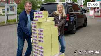 Boizenburg: Süße Hilfe für die Tafeln der Region | svz.de - svz.de