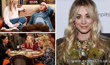 Big Bang Theory: How did Kaley Cuoco feel about leaving Big Bang Theory as Penny? - Express.co.uk