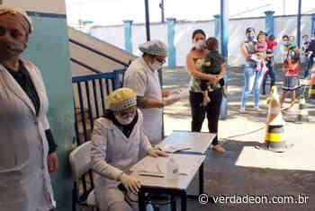 Franca fecha semana com quase 67 mil vacinações contra a gripe - Notícias de Franca e Região