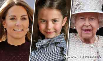 Royal connection: How Queen, Kate and Princess Charlotte share THIS sweet trait - Express