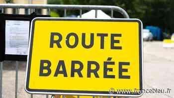 Doubs : un éboulement sur la route entre Valentigney et Mandeure - France Bleu