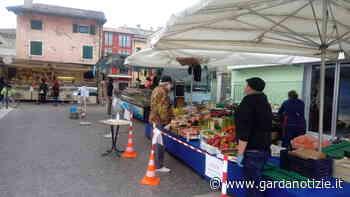 Lazise apre il 1° mercato della provincia di Verona • Gardanotizie - Garda Notizie