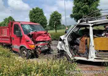 In condizioni critiche al Niguarda il 69enne ferito nel frontale a Tradate - Varesenews