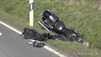 Rettungshubschrauber im Einsatz: Motorradfahrer bei Unfall in Tecklenburg schwer verletzt CC-Editor öffnen - noz.de - Neue Osnabrücker Zeitung