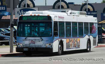 Montebello's bus line resumes service with coronavirus restrictions lifting - The Whittier Daily News