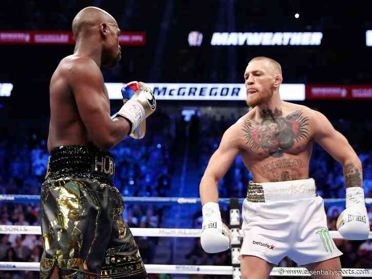"""""""I Still Outlanded Him""""- Conor McGregor Calls out Floyd Mayweather for 'Part 2' - Essentially Sports"""