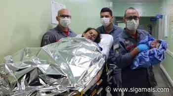 Corpo de Bombeiros realiza parto de emergência em residência de Osvaldo Cruz - Siga Mais
