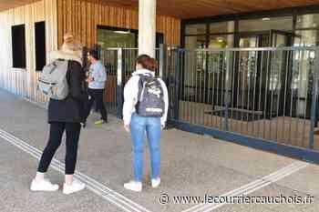 Saint-Romain-de-Colbosc. Les collégiens retournent progressivement en cours - Le Courrier Cauchois