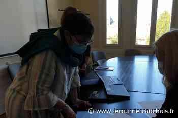 Saint-Romain-de-Colbosc. ExxonMobil distribue des ordinateurs - Le Courrier Cauchois