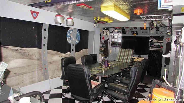 Pittsburgh Area Home For Sale Features Beach-Themed And Space-Themed Rooms
