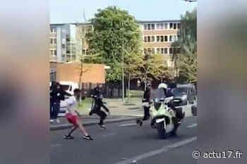 Nord : Des motards de la police nationale pris à partie à Hem, 2 suspects interpellés - Actu17