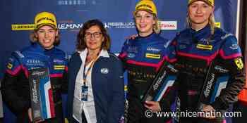 Michèle Mouton évoque son action en faveur du sport automobile au féminin pluriel