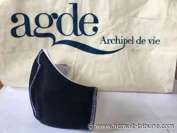 AGDE - Le rattrapage de la distribution de masque pour les plus de 70 ans a lieu aujourd'hui - Hérault-Tribune