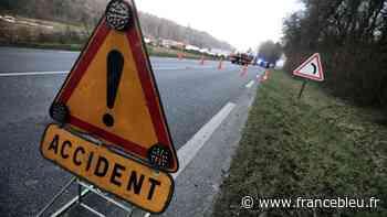 Lot : un motard victime d'un choc frontal près de Gramat héliporté vers Toulouse - France Bleu