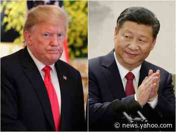Trump rejected an invitation to address WHO while China's Xi accepted, in another example of the US retreating from global leadership