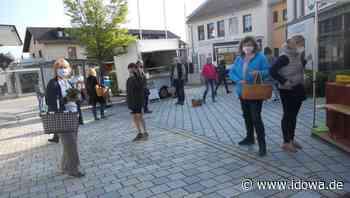 Zandt: Gut angenommen: Nun am Rathausplatz - Stadt Bad Kötzting - Chamer Zeitung