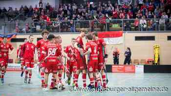Die Floorball-Bundesliga wird aufgestockt - Augsburger Allgemeine