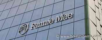 Fannie Mae and Freddie Mac head for the exit as COVID-19 rages - HousingWire
