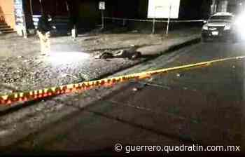 Torturan, queman y matan a un hombre en Iguala - Quadratín Michoacán